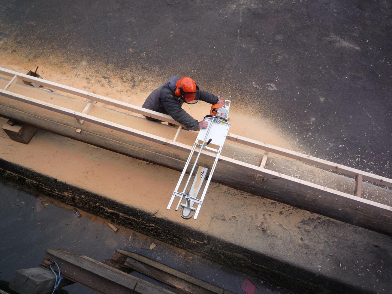 mast-making