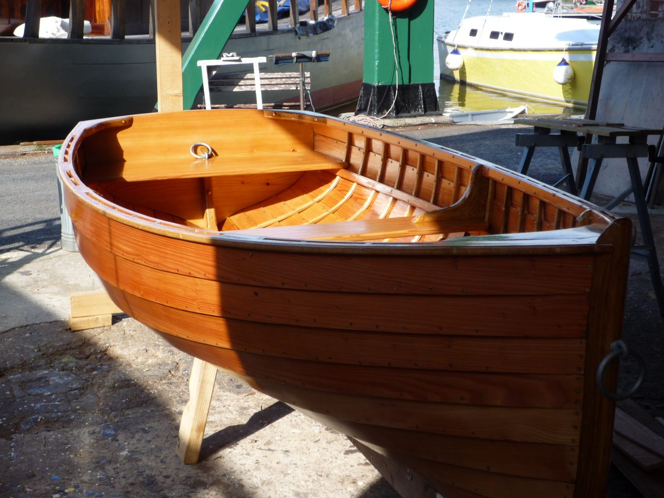 Little Meg Clinker Dinghy