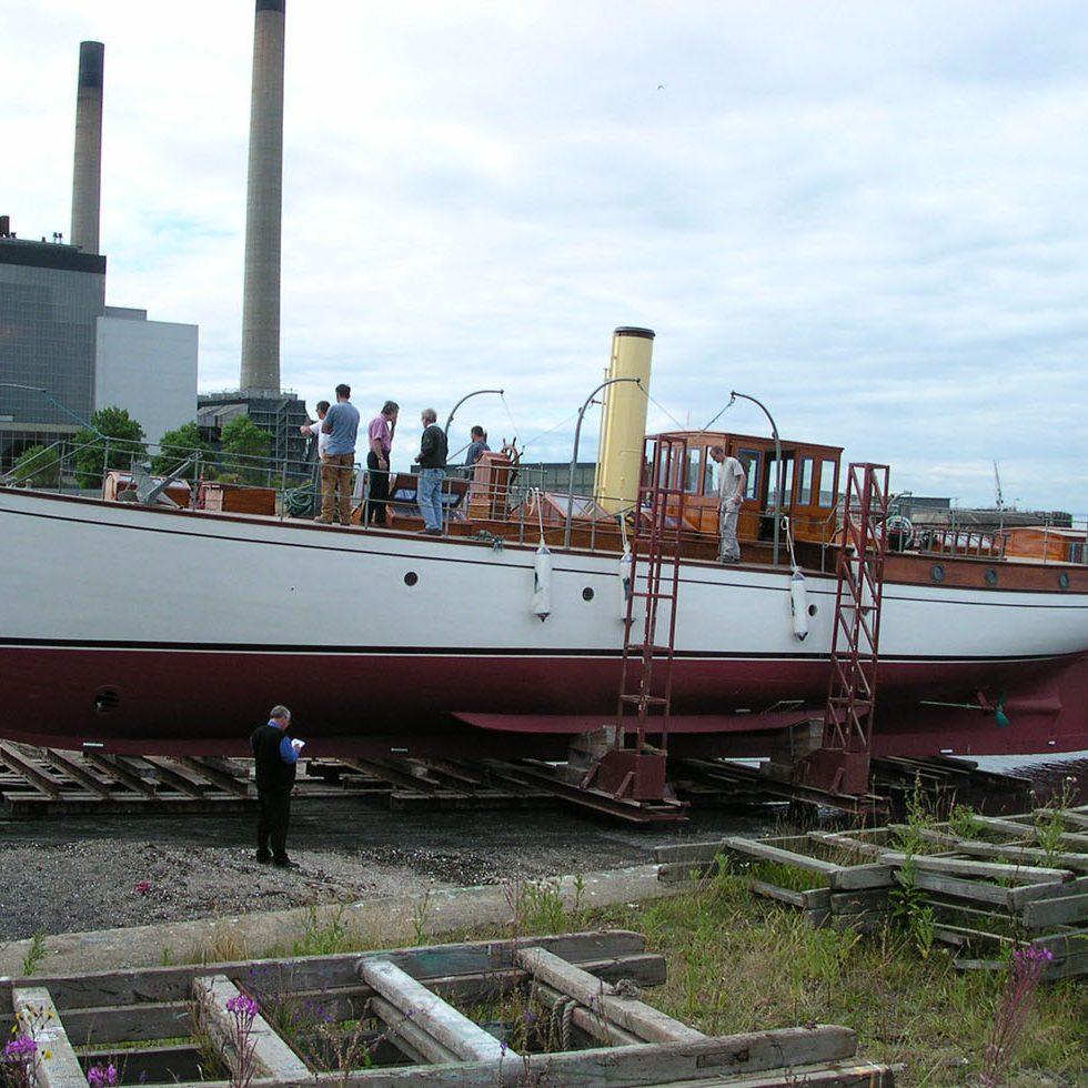 steam-launch
