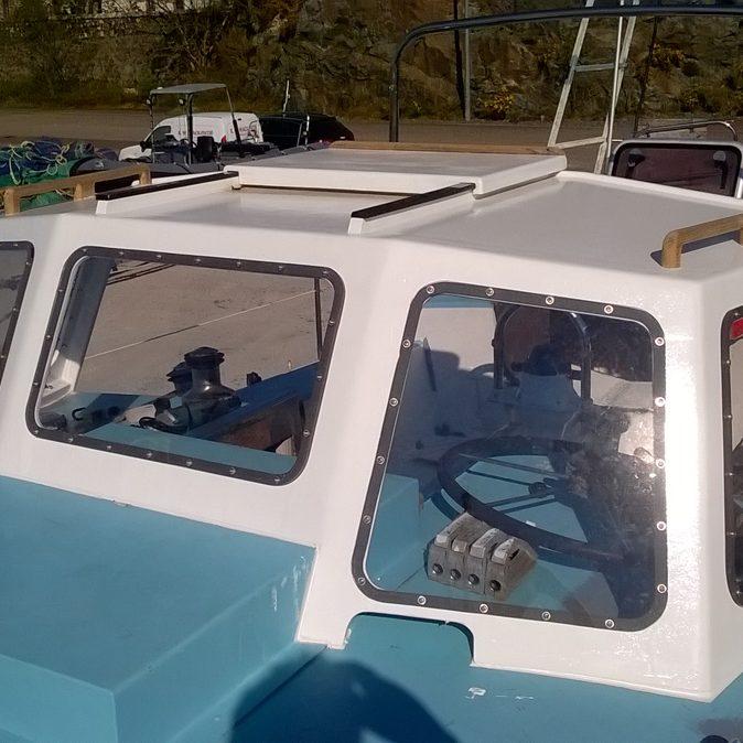 Yacht Cuddy